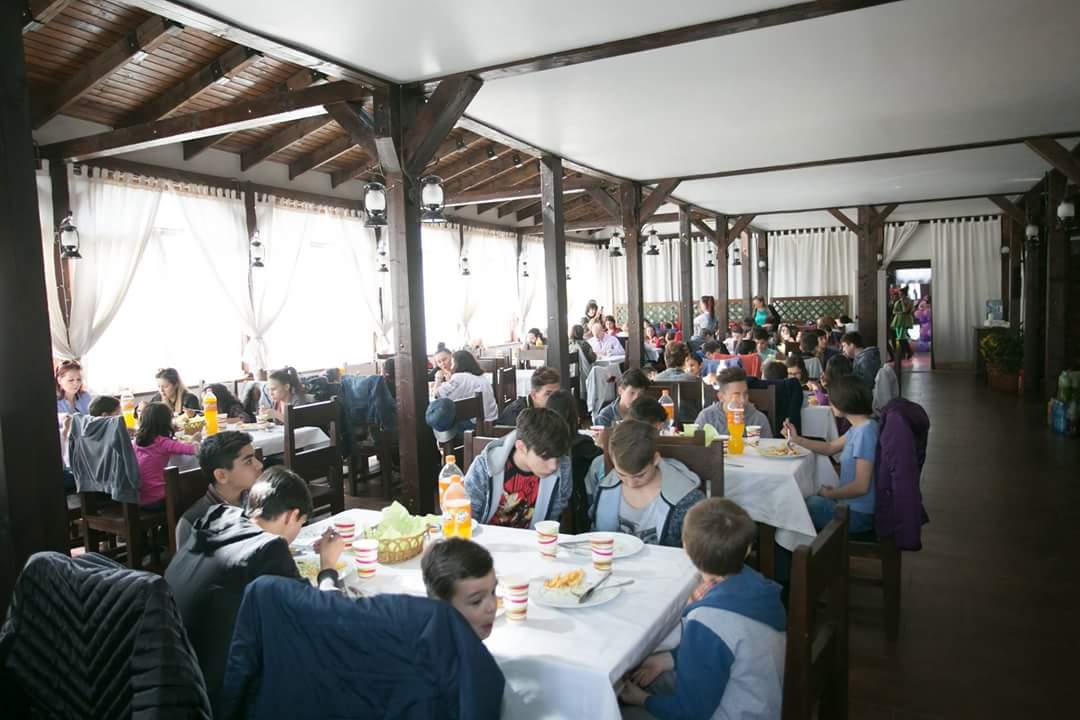 Restaurant La 2 Frati Bucuresti